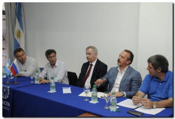 ENERGÍA: Empresa Rusa quiere invertir en Necochea y la zona
