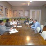 NECOCHEA: Analizaron la situación laboral en el distrito