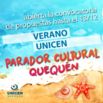 EDUCACIÓN: Convocatoria proyectos Parador Cultural 2018