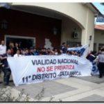 REUNIÓN: En defensa de la Dirección Nacional de Vialidad
