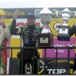 TOP RACE SERIES: La Pantera consiguió su cuarta victoria del año, y es el más ganador