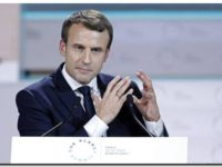 FRANCIA: Macron dio positivo por coronavirus