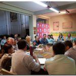 NECOCHEA: Designación de autoridades de comisiones del CD