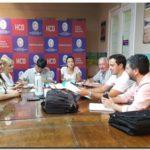 NECOCHEA: Reunión sobre salud