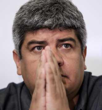 Pablo Moyano advierte: «No jodan con los camioneros en la ruta»