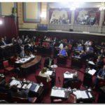 PROVINCIA: El Senado aprobó las leyes del Ejecutivo y salió airoso el juego legislativo de Vidal
