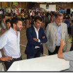 NECOCHEA: López y el ministro Elustondo inauguraron formalmente Estación Ciencia en Verano