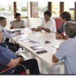 NECOCHEA: López y Otero recibieron a funcionarios de Turismo de Nación