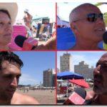 NECOCHEA: Turistas destacan las amplias playas, la atención de la gente y la familiaridad