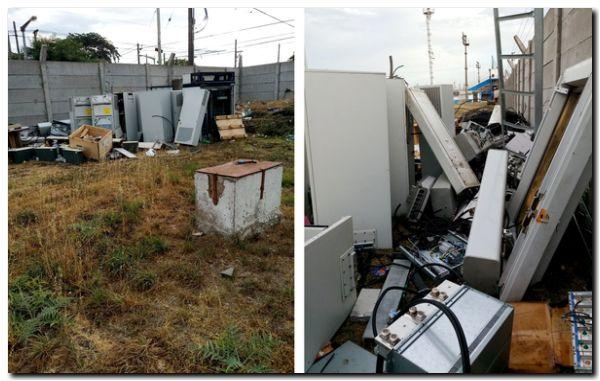 NECOCHEA: Fueron hallados residuos de una empresa en un pozo de agua