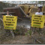 ECOLOGÍA: Suspenden destrucción de bosques en Salta