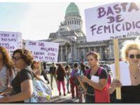 En argentina se cometieron 139 femicidios durante el primer semestre de 2018