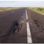 CRÍTICAS: El Gobierno de Cambiemos pagó sumas millonarias por obras viales y hoy están destruidas