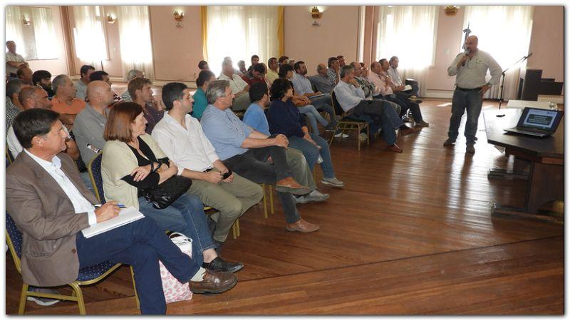 NECOCHEA: El municipio tendrá un centro de acopio transitorio en el SIP
