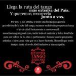 NECOCHEA: La ruta del Tango 2018