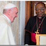 VATICANO: Francisco designó a un arzobispo congoleño como nuncio apostólico en Argentina