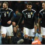 DEPORTES: Sin Messi, la Selección aprobó el examen y venció a Italia por 2 a 0 en Manchester