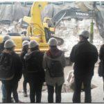 SEGURIDAD: El Colegio de Arquitectos distrito IX alerta sobre los controles de obra