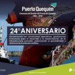 PUERTO QUEQUÉN: 24 años del Consorcio de Gestión