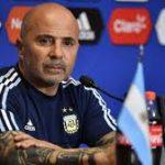 """MUNDIAL 2018: Sampaoli espera a Gago """"hasta último momento"""""""
