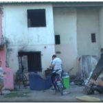 NECOCHEA: Voraz incendio en una vivienda del Barrio Fonavi