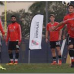 FÚTBOL: River, con equipo alternativo ante U de Chile