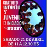 DEPORTES: 1er jornada de iniciación al rugby
