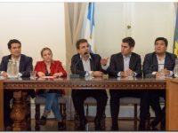 SEGURIDAD: Presentaron proyecto contra los motochorros. Participación de Martín Domínguez Yelpo