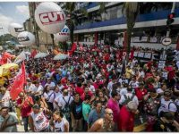 El PT inscribió la candidatura de Lula de Silva para presidente