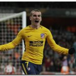 FÚTBOL: Atlético aguantó con 10 y le empató a Arsenal