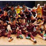 DEPORTES: Tres goles de Messi para el triunfo y el título del Barcelona
