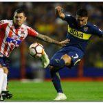 LIBERTADORES: Boca venció a Junior de Barranquilla