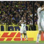 FÚTBOL: Boca se complicó al perder con Palmeiras de local