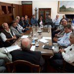 CARBAP se reunió con el Gobernador Carlos Verna