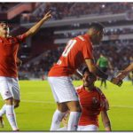FÚTBOL: Independiente le ganó a Boca y dejó el campeonato al rojo vivo