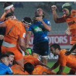 RUGBY: Jaguares dio el golpe ante Blues en Auckland