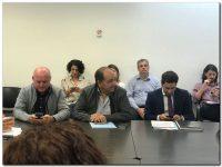 POLÍTICA: Se constituyó la Comisión de Servicios Públicos que preside el diputado Rago