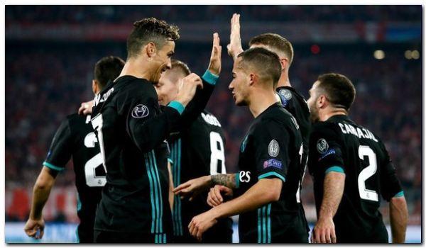 FÚTBOL: Real Madrid más cerca de la final. Le ganó de visitante al Bayer Munich