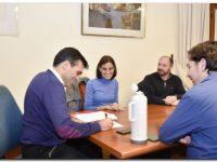 NECOCHEA: Se firmó el convenio con el municipio de Rosario y el Presupuesto Participativo está en marcha