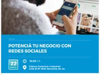 NECOCHEA: La Academia Argentina Emprende y un nuevo curso sobre redes sociales