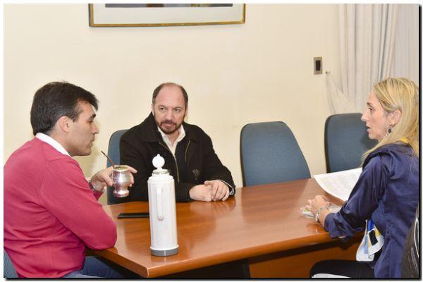 NECOCHEA: López y la UNICEN avanzaron en el lanzamiento de un Master