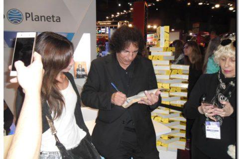 Las imágenes de la Feria del Libro 2018