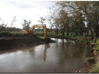 LOBERÍA: Importante obra hidráulica