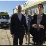 SALUD: Vidal, Rodríguez Larreta y Frigerio presentaron la Red Pública de Atención de Salud AMBA
