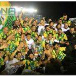 DEPORTES: Aldosivi venció a Almagro y regresó a la Primera División
