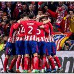 FÚTBOL: Atlético Madrid consiguió su sexto título europeo