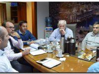 PUERTO QUEQUÉN recibió a autoridades de las subsecretarías portuarias nacional y provincial