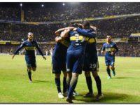 FÚTBOL: Boca goleó a Alianza Lima y se clasificó a octavos de final