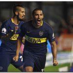 FÚTBOL: Boca ganó y está a un paso del bicampeonato