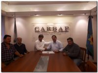 CARBAP firmo un acuerdo marco con CASAFE en pos de mejorar las buenas prácticas agrícolas